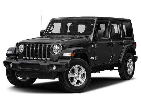 2021 Jeep Wrangler Unlimited for sale at Robbins Motor Company of Newton in Newton KS