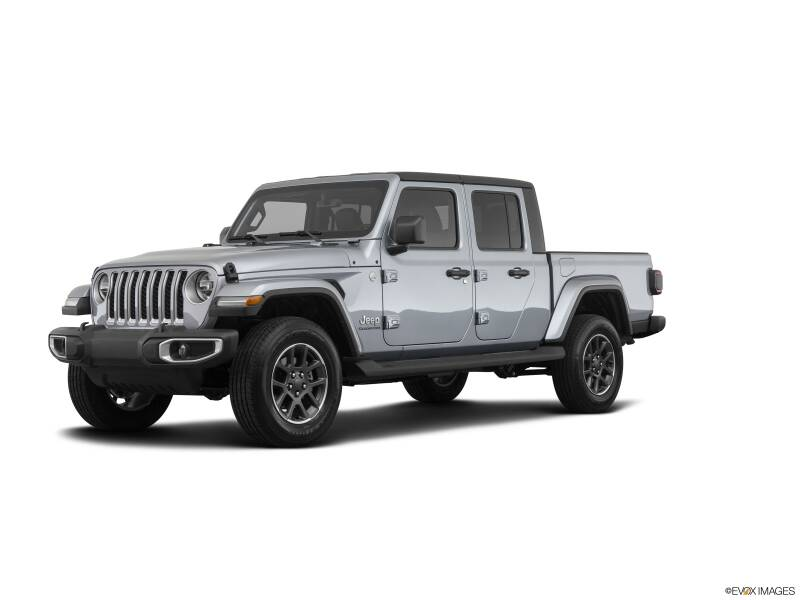 2020 Jeep Gladiator for sale at Robbins Motor Company of Newton in Newton KS