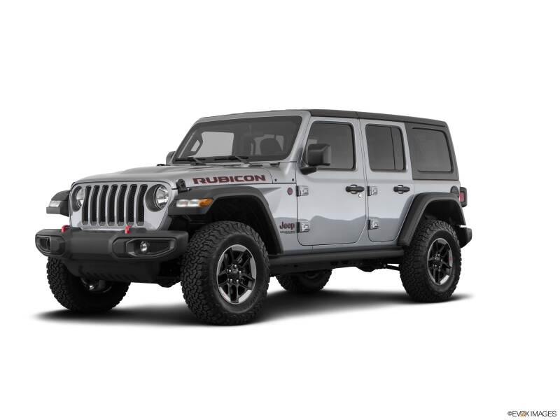 2020 Jeep Wrangler Unlimited for sale at Robbins Motor Company of Newton in Newton KS