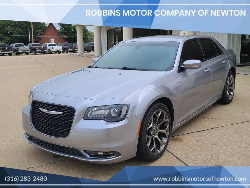 2015 Chrysler 300 for sale at Robbins Motor Company of Newton in Newton KS