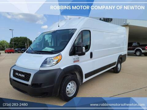 2020 RAM ProMaster Cargo for sale at Robbins Motor Company of Newton in Newton KS