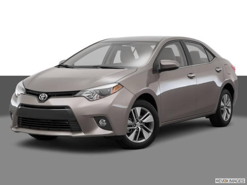 2016 Toyota Corolla for sale at Robbins Motor Company of Newton in Newton KS