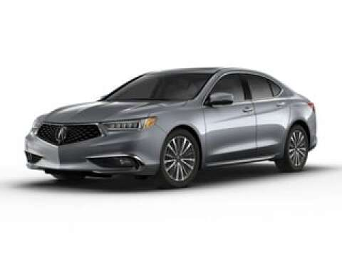 2018 Acura TLX for sale at Robbins Motor Company of Newton in Newton KS