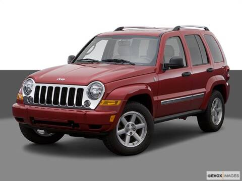 2007 Jeep Liberty for sale at Robbins Motor Company of Newton in Newton KS