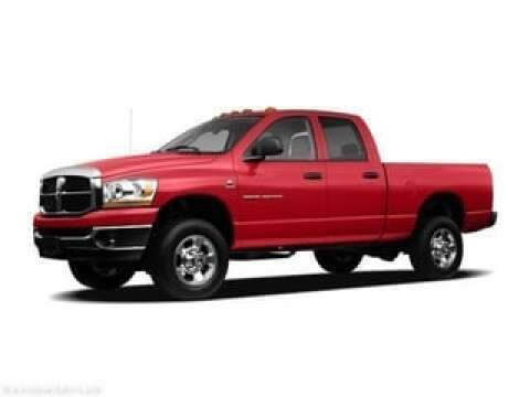 2006 Dodge Ram Pickup 2500 for sale at Robbins Motor Company of Newton in Newton KS