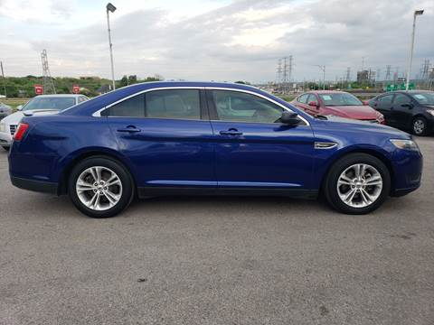 2015 Ford Taurus for sale in Fort Worth, TX