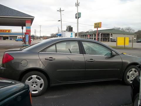2006 Pontiac G6 for sale in Burkesville, KY