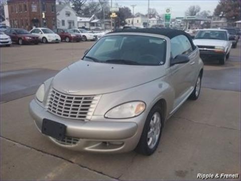2005 Chrysler PT Cruiser for sale in Davenport, IA