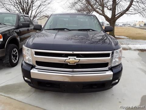 2007 Chevrolet Silverado 1500 for sale in Davenport, IA