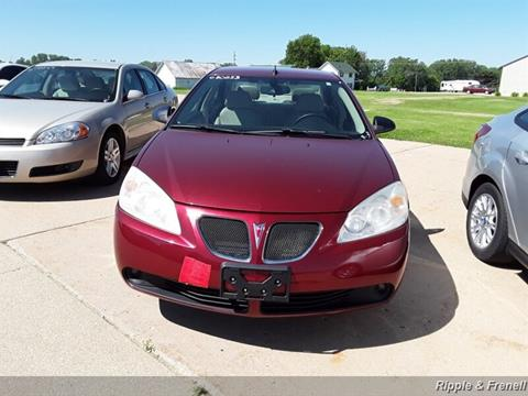 2008 Pontiac G6 for sale in Davenport, IA