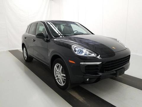 2016 Porsche Cayenne for sale in Somerville, NJ