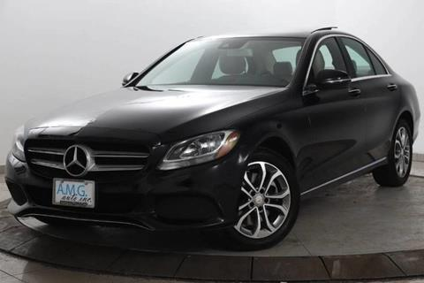 2016 Mercedes-Benz C-Class for sale in Somerville, NJ