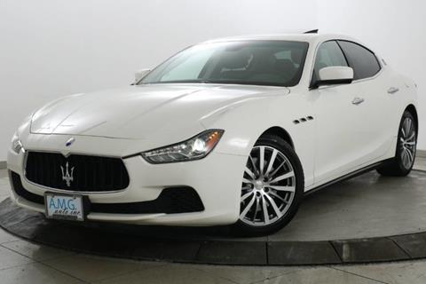 2015 Maserati Ghibli for sale in Somerville, NJ