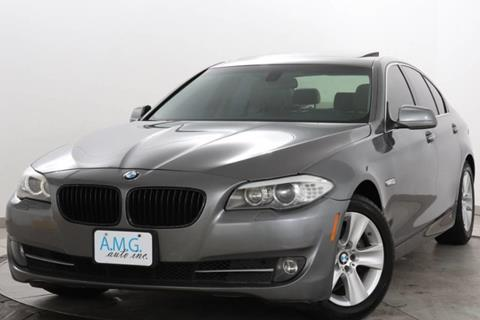 2011 BMW 5 Series for sale in Somerville, NJ