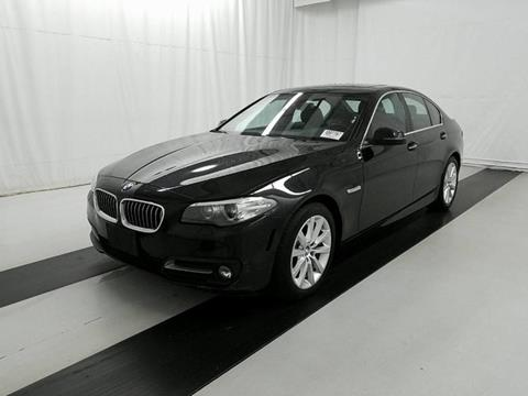 2016 Bmw 5 Series For Sale In South Amboy Nj