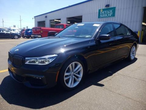 2016 BMW 7 Series for sale in Somerville, NJ
