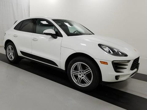 2017 Porsche Macan for sale in Somerville, NJ