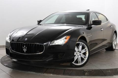 2016 Maserati Quattroporte for sale in Somerville, NJ