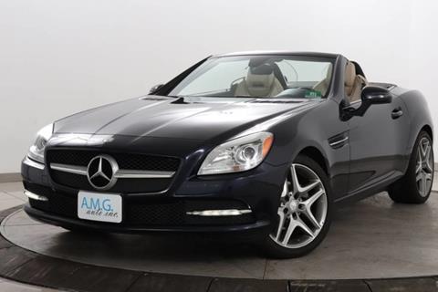 2013 Mercedes-Benz SLK for sale in Somerville, NJ