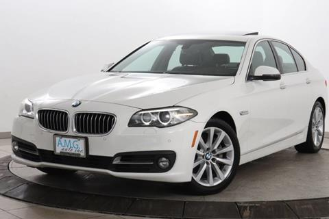 2016 BMW 5 Series for sale in Somerville, NJ
