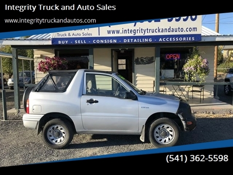 2000 Suzuki Vitara for sale in Prineville, OR