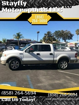 2008 Ford F-150 for sale in San Diego, CA