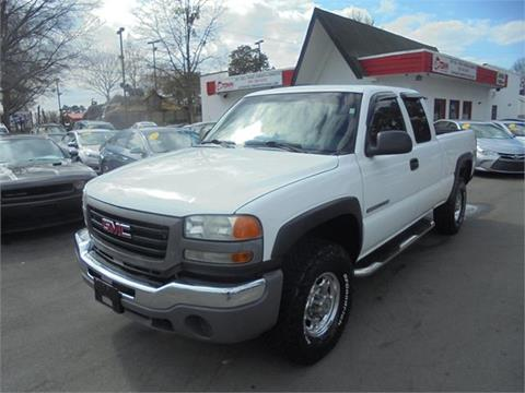 2006 GMC Sierra 2500HD for sale in Raleigh, NC