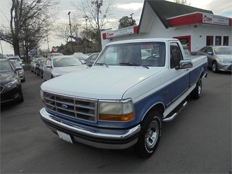 1992 Ford F-150 for sale in Raleigh, NC