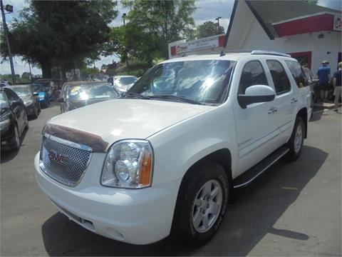 2008 GMC Yukon for sale in Raleigh, NC