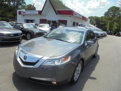 2010 Acura TL for sale in Raleigh, NC