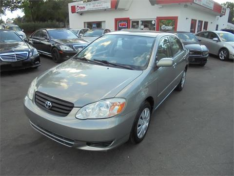 2003 Toyota Corolla for sale in Raleigh, NC