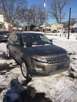 2015 Land Rover Range Rover Evoque for sale in Madison Heights, MI