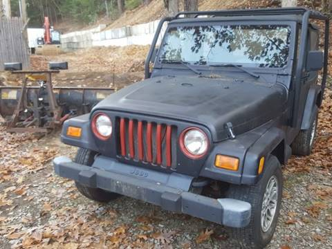 2000 Jeep Wrangler for sale in Manchester, NH
