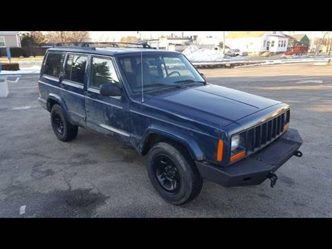 2000 Jeep Cherokee for sale in Manchester, NH
