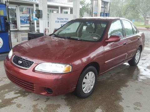 used 2002 nissan sentra for sale in los angeles, ca - carsforsale®