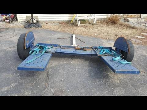 2000 Master Tow Dolly Base for sale in Manchester, NH