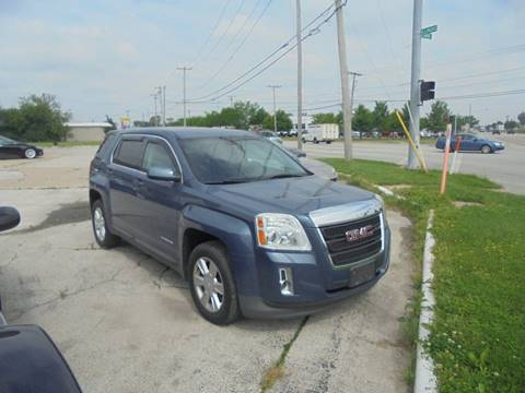 2011 GMC Terrain for sale in Maumee, OH