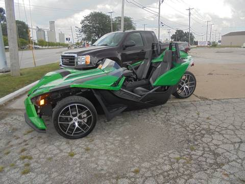 2018 Polaris Slingshot for sale in Maumee, OH