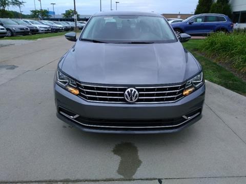 2018 Volkswagen Passat for sale in Mentor, OH