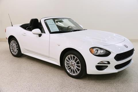 2017 FIAT 124 Spider for sale in Mentor, OH