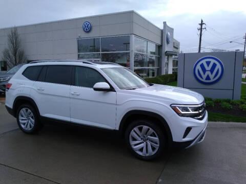 2021 Volkswagen Atlas V6 SEL 4Motion for sale at Classic Volkswagen Mentor in Mentor OH