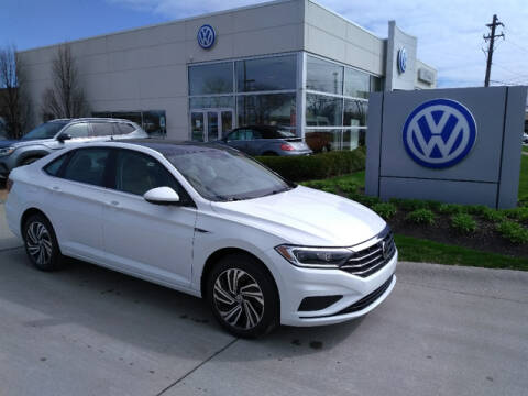 2020 Volkswagen Jetta 1.4T SEL ULEV for sale at Classic Volkswagen Mentor in Mentor OH