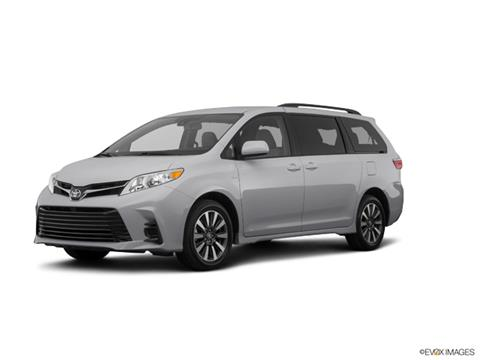 2020 Toyota Sienna for sale in Mentor, OH