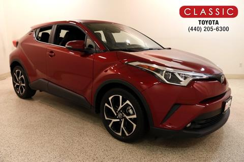 2019 Toyota C-HR for sale in Mentor, OH