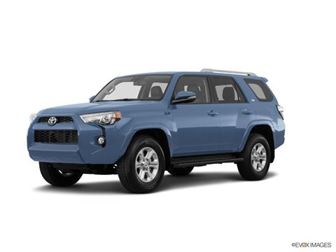 2018 Toyota 4Runner for sale in Mentor, OH