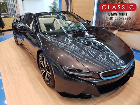 Bmw I8 For Sale In Ohio Carsforsale Com