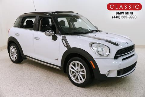 2016 MINI Countryman for sale in Willoughby Hills, OH
