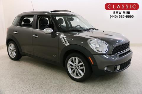 2012 MINI Cooper Countryman for sale in Willoughby Hills, OH