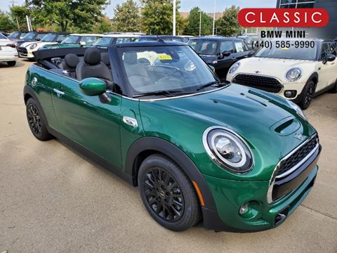 2020 MINI Convertible for sale in Willoughby Hills, OH