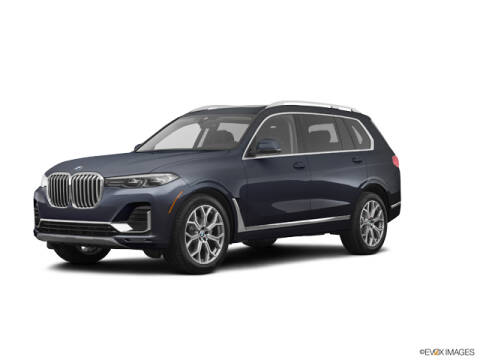 2020 BMW X7 xDrive40i for sale at Classic BMW/MINI Willoughby in Willoughby Hills OH